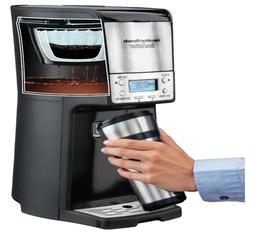 12 Cup Coffee Maker Brew Station Summit Programmable Dispens