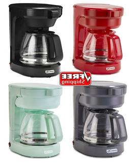 Dash 12-Cup Express Coffee Maker Assorted Colors FREE SHIPPI