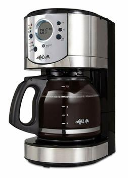 12-Cup Programmable Carafe Kitchenaid Coffee Maker with Brew