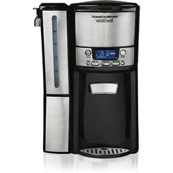 12 Cup Programmable Dispensing Coffee Maker with Removable R
