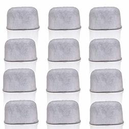 12 Pack Compatible Replacement Charcoal Water Filters For Ku