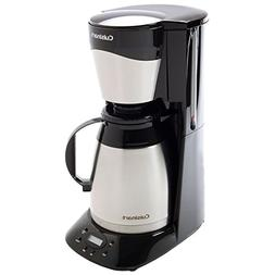Cuisinart Programmable Thermal Coffeemaker 12 Cup Black & St