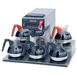 Bunn 13250.0023 12 Cup Coffee Maker Pourover with 5 Warmers