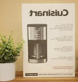 Cuisinart 14 Cup Programmable Coffee Maker - Brew Central CB