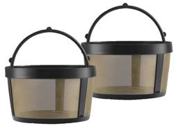 GoldTone Reusable 4 Cup Basket Coffee Filter for Mr. Coffee