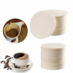 350Pcs Coffee Maker Disposable Replacement Paper Filters For