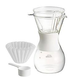 Kalita 35159 Wave Style 185 Coffee Brewer Clear