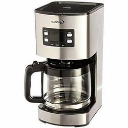 """434.05 12 Cup Coffee Maker SG300, Stainless Steel Kitchen """""""