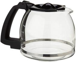 Capresso 4464.01 10-Cup Glass Carafe with Lid for CoffeeTeam