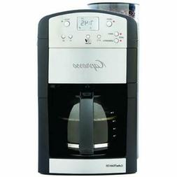 464.05 CoffeeTeam GS 10-Cup Digital Coffeemaker With Conical