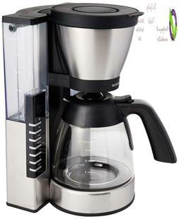 Capresso 497.05 Mg900 10 Cup Rapid Brew Coffeemaker, Stainle