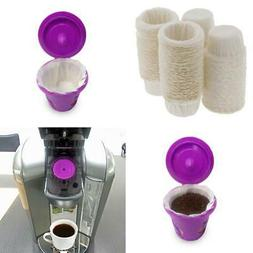 500pcs Home Coffee Disposable Paper Filters Cups Replacement