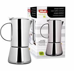 Ibili 620310 - Coffee Maker Express Essential Stainless Stee