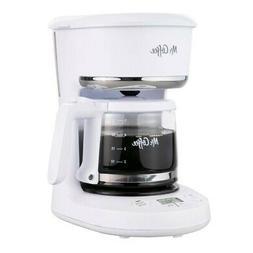 650W 5-Cup Programmable Coffee Maker COLOR OPTIONS Kitchen E