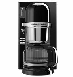 KitchenAid 8-Cup Glass Carafe Custom Pour-Over Brewer Coffee