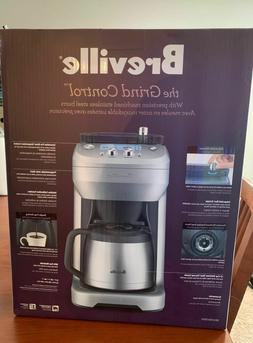 Breville BDC650BSS The Grind Control Coffee Maker NEW IN BOX