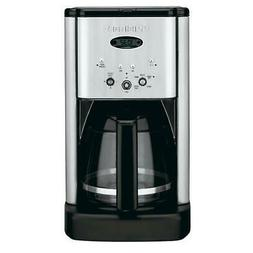 Cuisinart Brew Central 12-Cup Programmable Coffee Maker in S