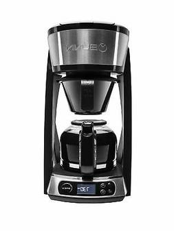 BUNN BXB Speed Brew Coffee Maker, Stainless Steel, 10 Cup, 3