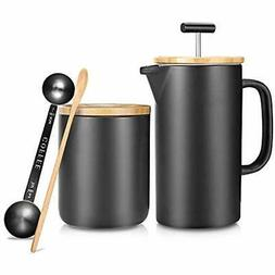 Ceramic French Presses Coffee Maker/Coffee Plunger/Coffee  W