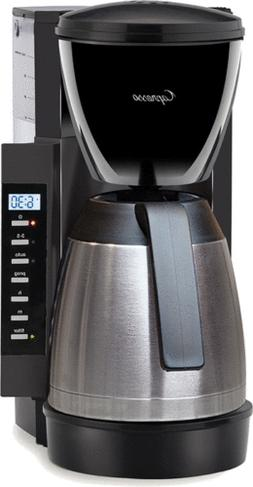Capresso CM 300 Stainless Steel Thermal Coffeemaker 475