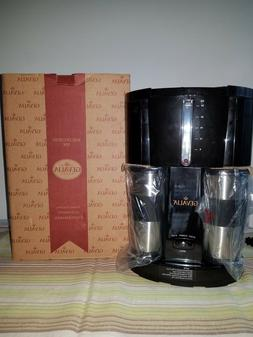 coffee for two automatic coffee maker exclusively for Gevali