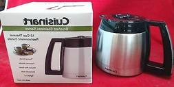 Cuisinart DCC-2400RC 12-Cup Stainless Thermal Carafe for DGB
