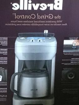 Breville Coffee Maker, Brushed Stainless Steel BDC650BSS, Th