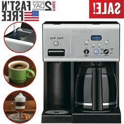 Coffee Maker Plus 12-Cup Programmable Coffeemaker with Hot W