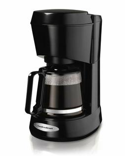 Hamilton Beach Coffee Maker With Glass Carafe, 5-Cup