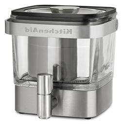 🔥KitchenAid Cold Brew Coffee Maker, Brushed Stainless Ste