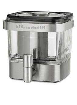 KitchenAid Cold Brew Coffee Maker KCM4212SX Brushed Stainles