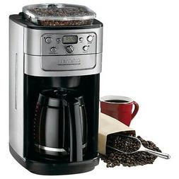 Cuisinart Burr Grind & Brew 12 Cup Automatic Coffee Maker @F