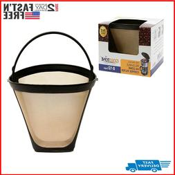 Cuisinart Coffee Filter Permanent Coffee Maker Basket Style