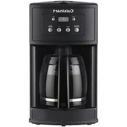 Cuisinart 12 Cup 24 hrs Programmable Auto Shut-Off Coffee Ma