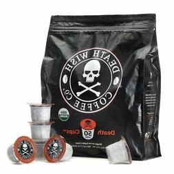 Death Wish Single Serve Coffee Pods for Keurig/K-Cup Style 2