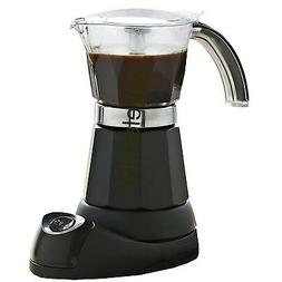 Electric  Coffee Maker,espresso 3/6-Cup  cafetera electric /
