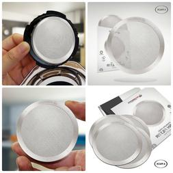 Filters for AeroPress Coffee Makers Reusable Stainless Steel