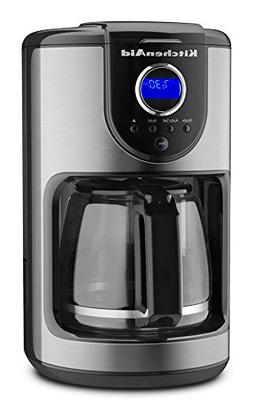 KitchenAid® 12-Cup Glass Carafe Coffee Maker