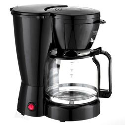 Home Electric Automatic Coffee Maker Espresso Machine 10-Cup