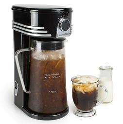 Iced Coffee Maker Zoku Nostalgia Cold Brew Ice Large Best In