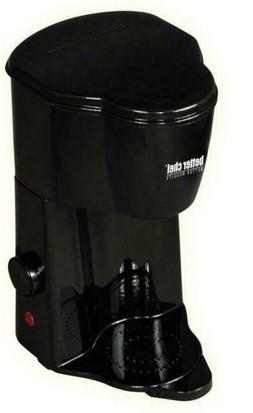 Better Chef IM-102B Compact Personal Coffee Maker   Brews up