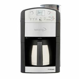 Capresso 465.05 CoffeeTEAM TS 10 Cup Coffee Maker with Glass
