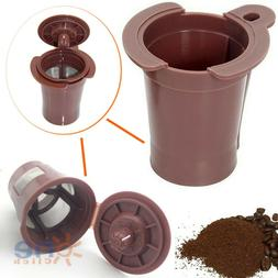 NEW K-Cup Reusable Coffee Filter Replacement Keurig Machine