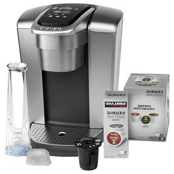 Keurig K-Elite C Single Serve Coffee Maker 15 K cup Pods Reu