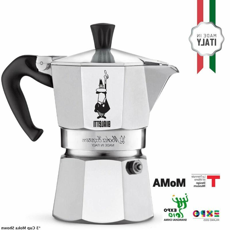 The Express in Italy 9-Cup Stovetop Maker