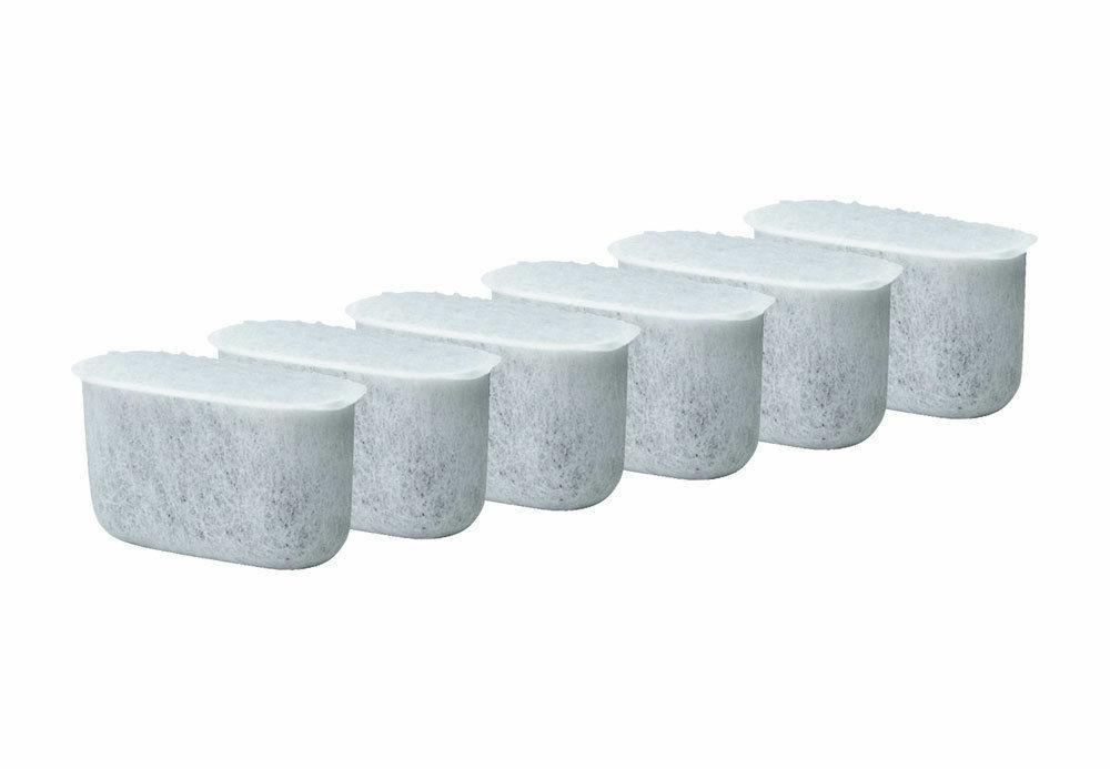 6 pack charcoal water filters replacement kcm11wf