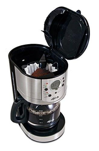 Mr. Coffee Programmable Coffee Maker Strength Selector