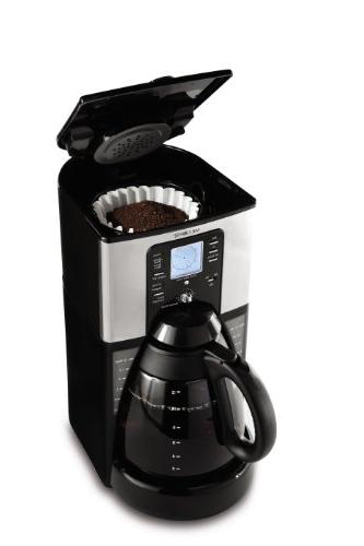 Mr. 12-Cup Programmable Stainless Steel