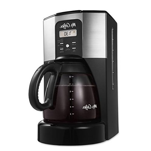 Mr. Coffee Performance Brew 12-Cup Programmable Coffee Maker