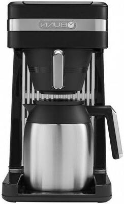 BUNN Coffee Maker Speed Brew Platinum Thermal Carafe 10-Cup